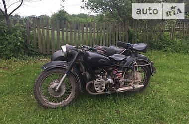 Мотоцикл з коляскою Урал K-750 1966 в Шостці