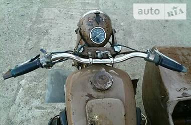 Урал M 1955 в Житомире