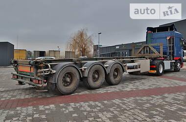 Van Hool Tank Container 2006 в Луцке