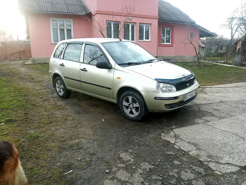Унiверсал ВАЗ 1117 2008 в Львові