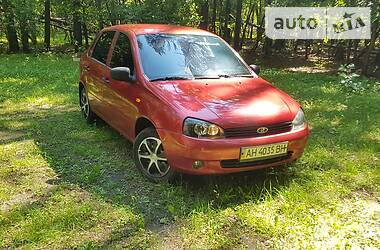Седан ВАЗ 1118 2006 в Слов'янську