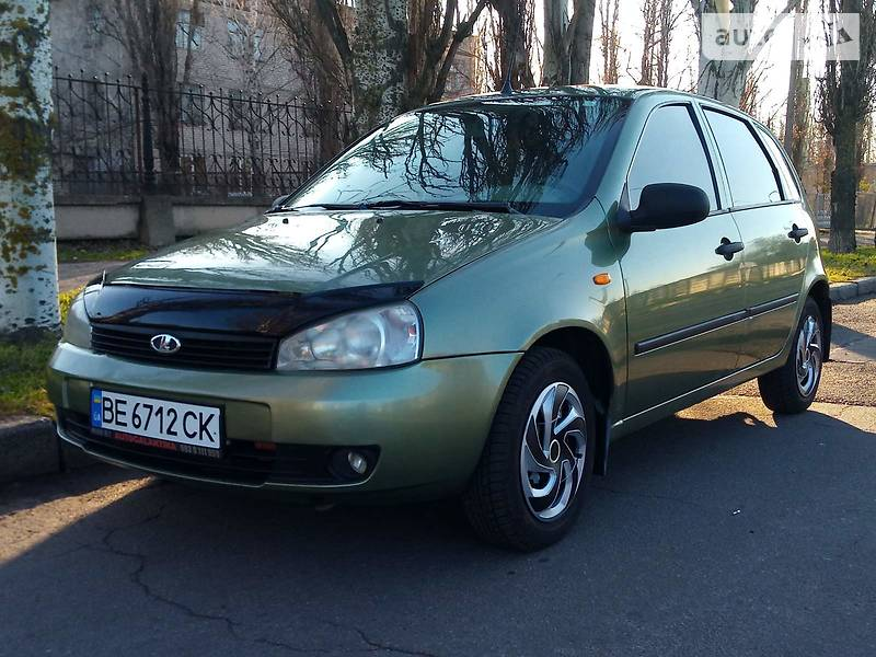 ВАЗ 1119 2008 в Николаеве