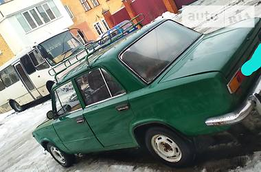 ВАЗ 2101 1977 в Львове