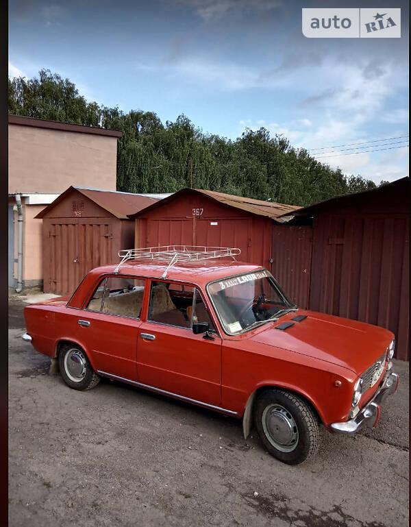 Седан ВАЗ 2101 1978 в Луцьку