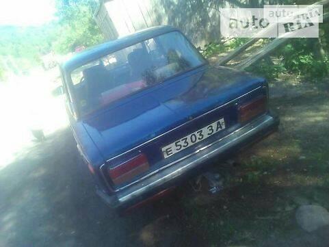 ВАЗ 2103 1981 в Надвірній