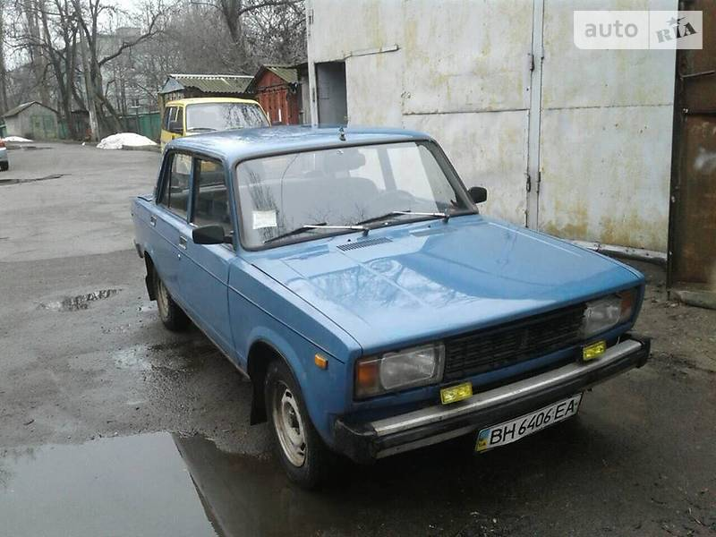 Lada (ВАЗ) 2105 1989 года в Одессе