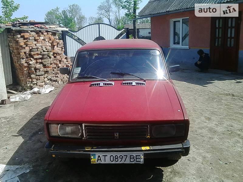 ВАЗ 2105 1984 в Івано-Франківську