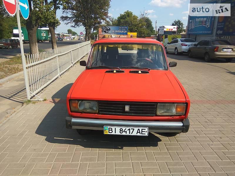 Lada (ВАЗ) 2105 1981 года в Полтаве