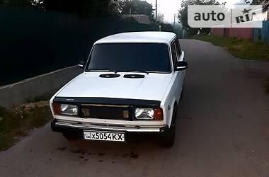 Седан ВАЗ 2105 1984 в Каневе