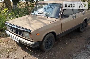 Седан ВАЗ 2105 1983 в Овидиополе