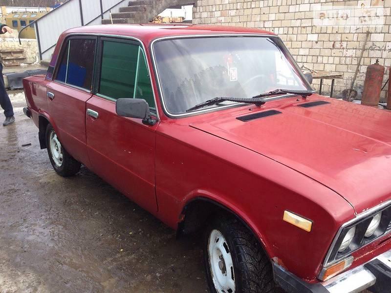Lada (ВАЗ) 2106 1986 года в Черновцах