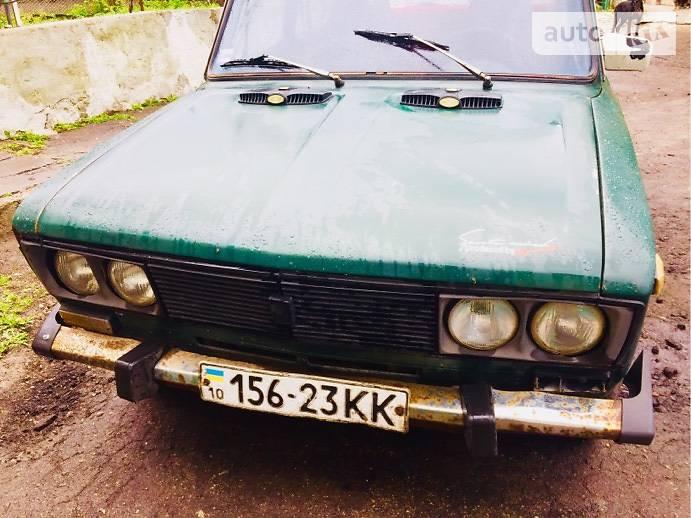 ВАЗ 2106 1986 в Богуславе