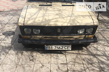 Седан ВАЗ 2106 1986 в Полтаве