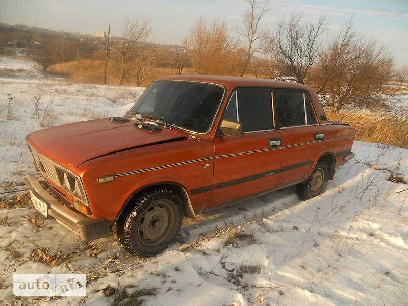 ВАЗ 2106 1986 в Луганске