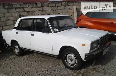 ВАЗ 2107 2002 в Кропивницком