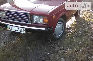 ВАЗ 2107 1995 в Ивано-Франковске
