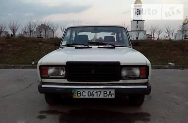 ВАЗ 2107 1989 в Львове