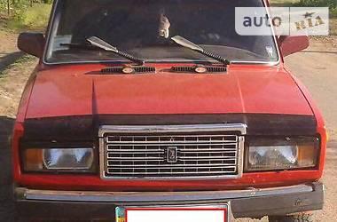 ВАЗ 2107 1990 в Николаеве