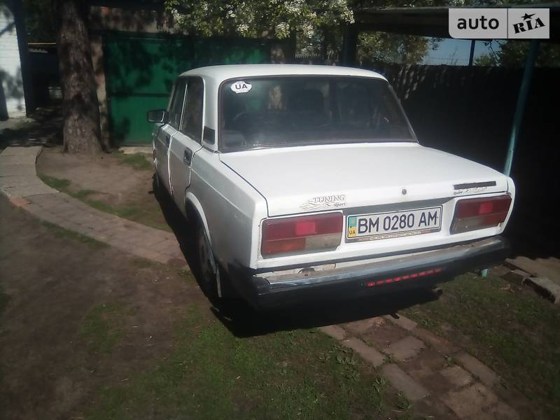 ВАЗ 2107 1988 в Сумах