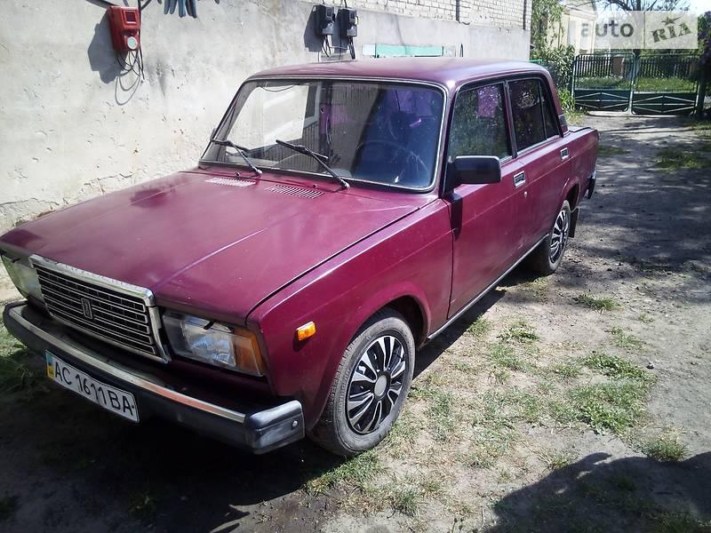 ВАЗ 2107 2003 в Локачах