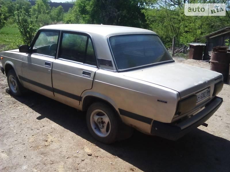 ВАЗ 2107 1986 в Кропивницком