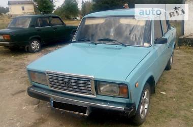ВАЗ 2107 1990 в Херсоне