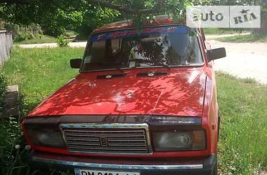 ВАЗ 2107 1982 в Сумах