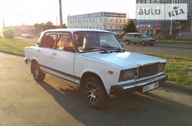 ВАЗ 2107 1986 в Харькове