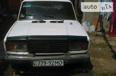 ВАЗ 2107 1993 в Черновцах