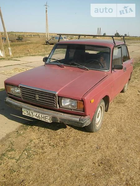 Lada (ВАЗ) 2107 1986 року в Запоріжжі