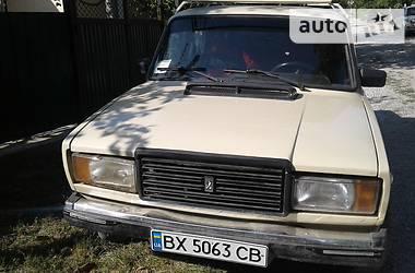 ВАЗ 2107 1989 в Хмельницком