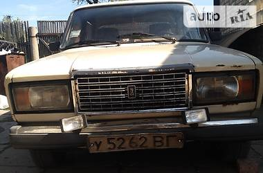 ВАЗ 2107 1990 в Луганске