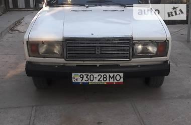 ВАЗ 2107 1991 в Черновцах
