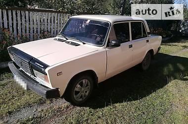 ВАЗ 2107 1990 в Барановке