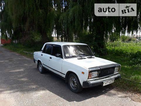 Lada (ВАЗ) 2107 1987 года в Виннице