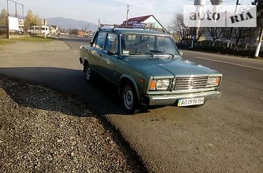 ВАЗ 2107 2007 в Виноградові