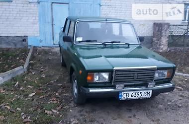 ВАЗ 2107 1986 в Чернигове