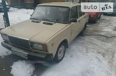 ВАЗ 2107 1984 в Хмельницком