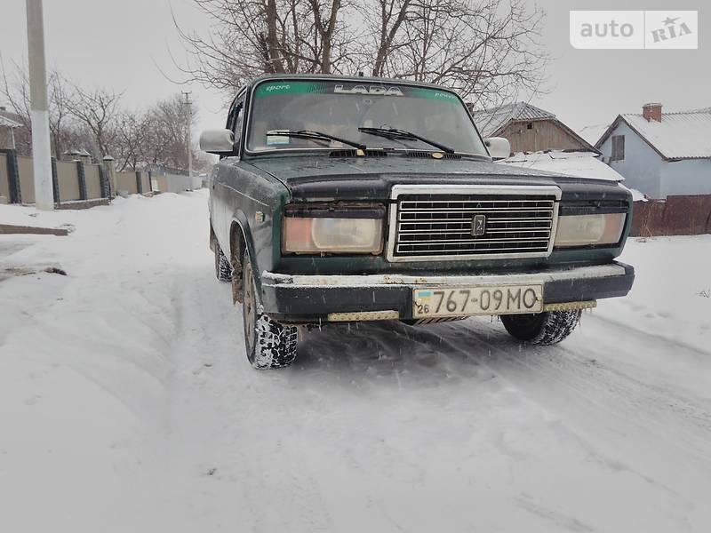 Lada (ВАЗ) 2107 1996 року в Чернівцях