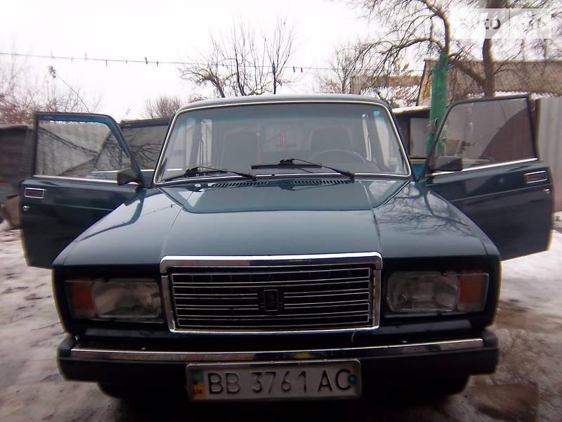 Lada (ВАЗ) 2107 2005 года в Луганске