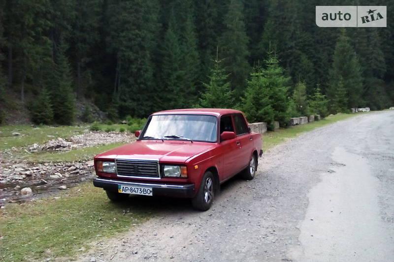 Lada (ВАЗ) 2107 1990 года в Запорожье