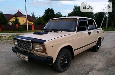 ВАЗ 2107 1988 в Полонном