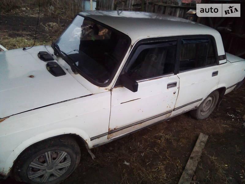 ВАЗ 2107 1984 в Славянске