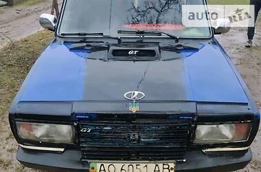 ВАЗ 2107 1990 в Ужгороде