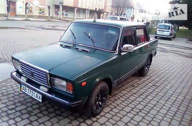 ВАЗ 2107 1998 в Ужгороде