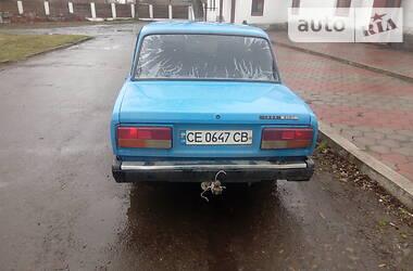 ВАЗ 2107 1987 в Черновцах