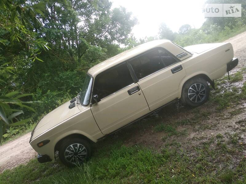 ВАЗ 2107 1991 в Могилев-Подольске