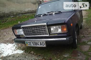 ВАЗ 2107 2005 в Заставной
