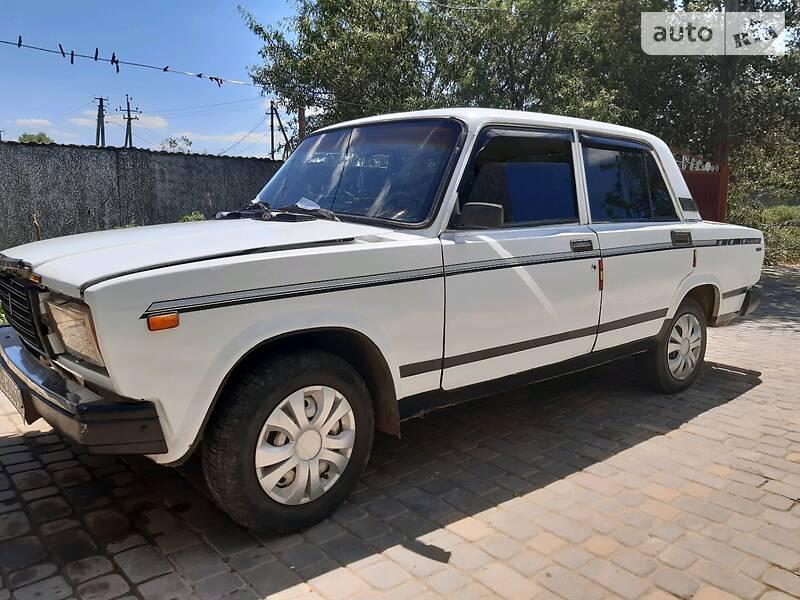 ВАЗ 2107 1991 в Измаиле