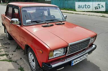 ВАЗ 2107 1991 в Овруче